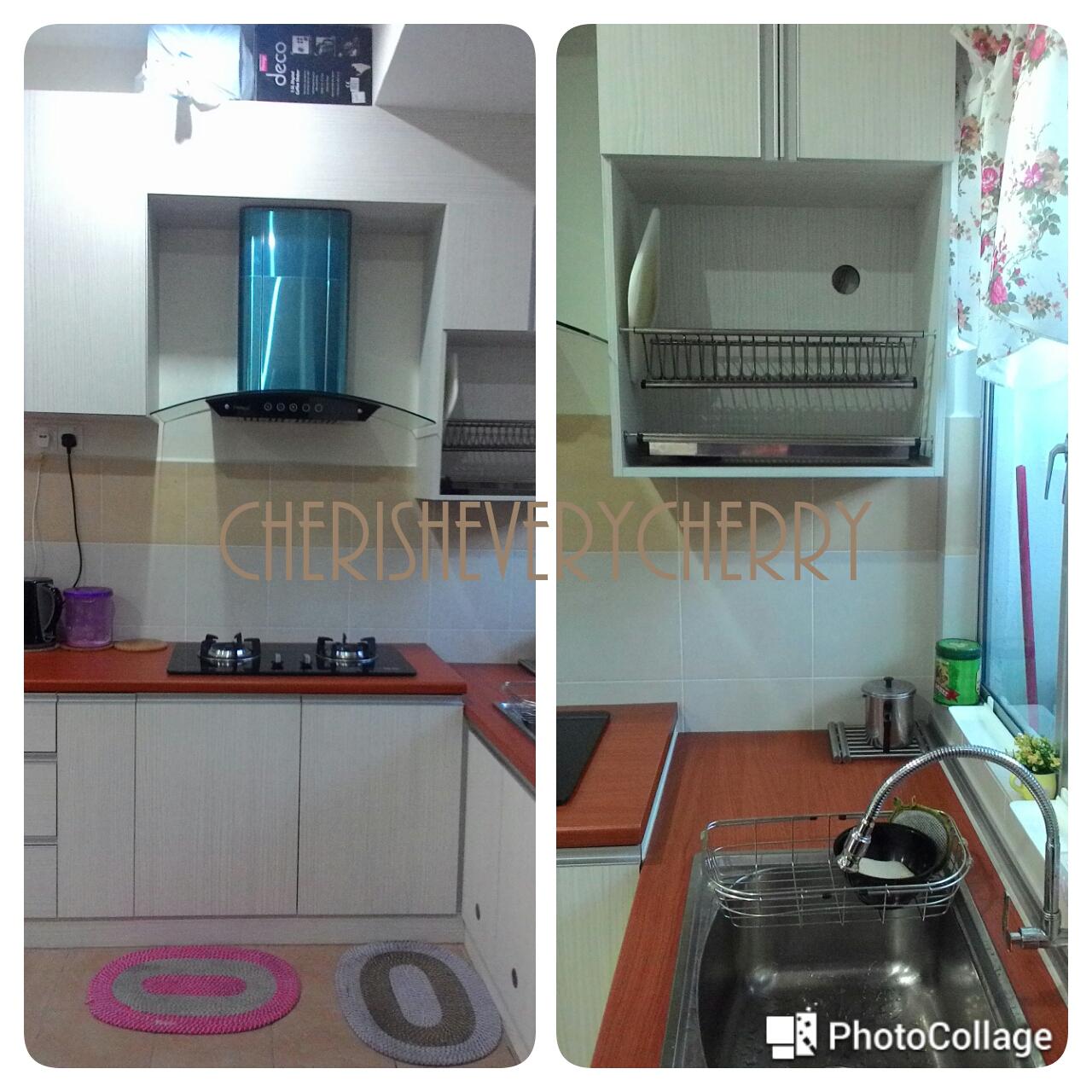 Cherish Every Cherry Welcome To My Kitchen It S Cost Penyedut Asap Dapur