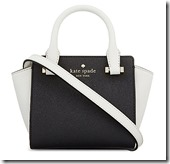 Kate Spade Hayden mini leather tote