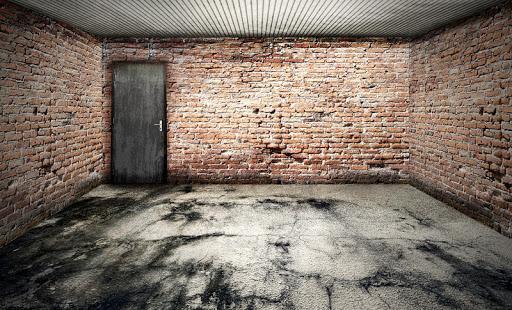 Garage storing - shelves