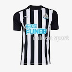 Jual Jersey Newcastle United Home 2020/2021