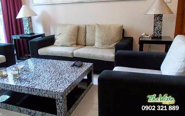 Bán căn hộ The Vista 3 phòng ngủ view sông - 135m2