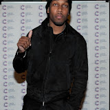 WWW.ENTSIMAGES.COM -    Lemar  arriving at a Fundraising event in aid of Cancer Research UK at The Roof Gardens Kensington High Street, London April 3rd 2013                                                    Photo Mobis Photos/OIC 0203 174 1069
