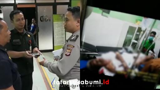 Kondisi Terkini Korban Tabrakan Beruntun di Cibadak Sukabumi