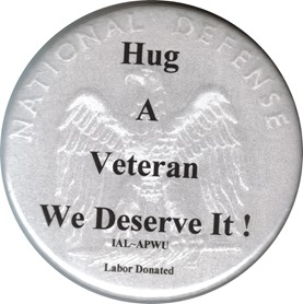 hug a vet