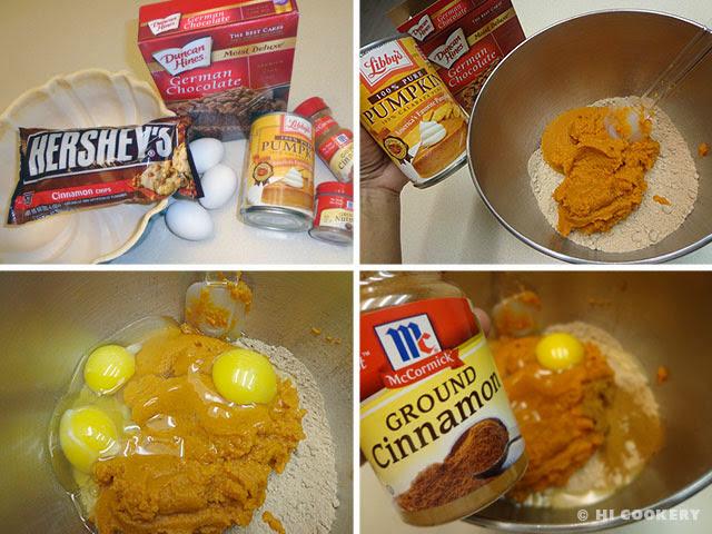 Wilton Pumpkin Cake Pan Directions