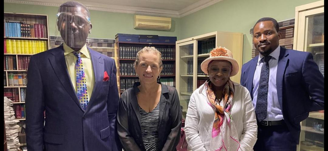 Update: American nurse released from police custody after suing Lagos police commissioner