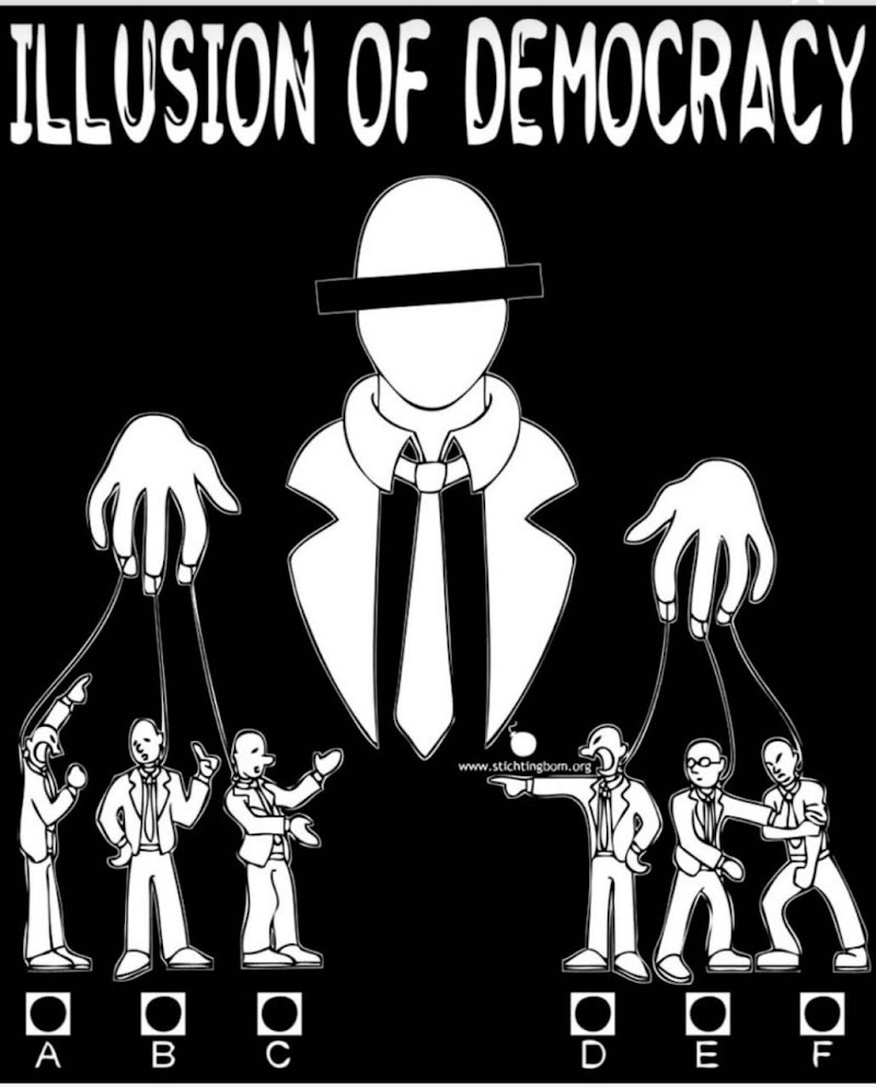 Ilusi Demokrasi, Hanya Islam Solusi Negeri