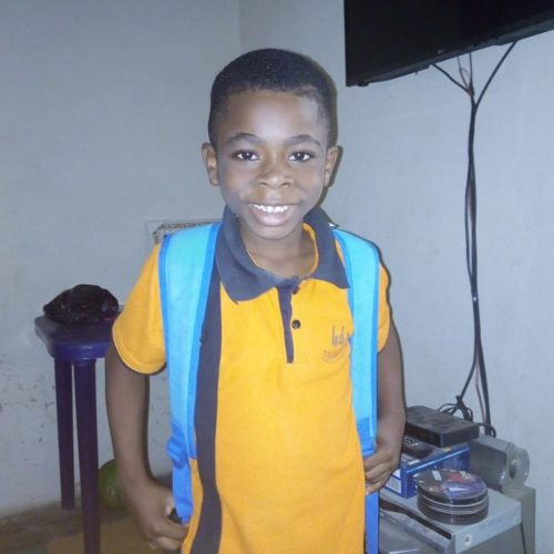 6-Year-Old Boy Found Dead In Woman's Freezer In Lagos (Photo)