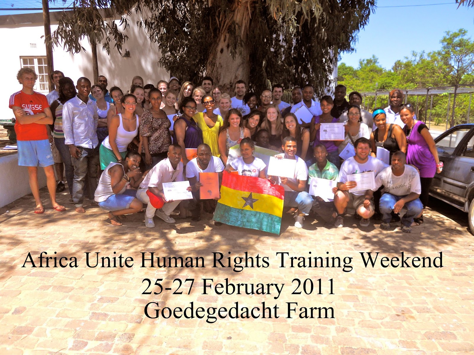 Human RIghts Training Weekend