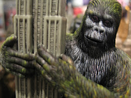 Yet another gift shop King Kong.