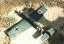 Messerschmitt Bf-109 E-7 1