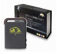 GSM GPRS Tracker