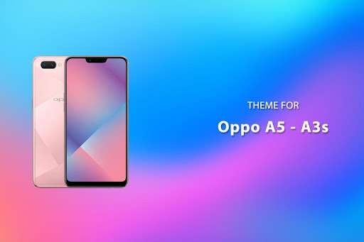 Theme for Oppo A5 ss1