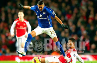 Mahrez – Arsenal,  début des discussions