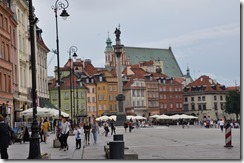 2 varsovie place de la vielle ville