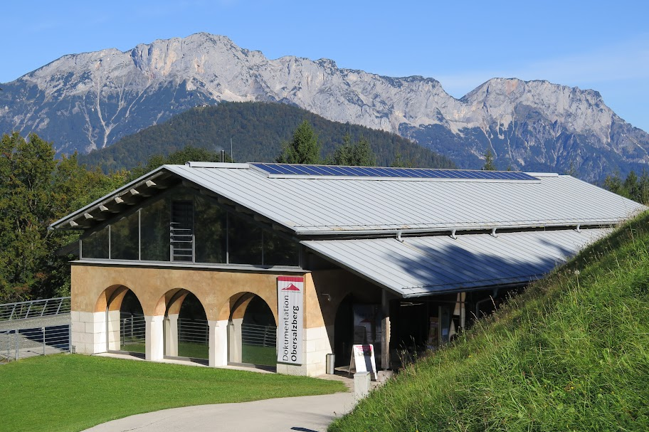 Das Dokumentationszentrum Obersalzberg