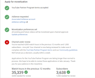 Youtube partner program apps are still taking longer than normal youtube partner program apps are still taking longer than normal to process google product forums ccuart Images