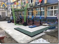 桃園市龍潭區石門國小 幼兒園遊戲區整修工程