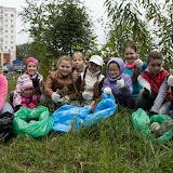 """доблестным участникам """"Раздельного сбора мусора"""". Смотрите фотоальбом на http://vk.com/album-23227872_179482034"""