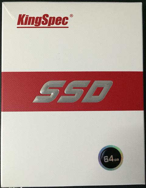 KingSpec SSD BOX