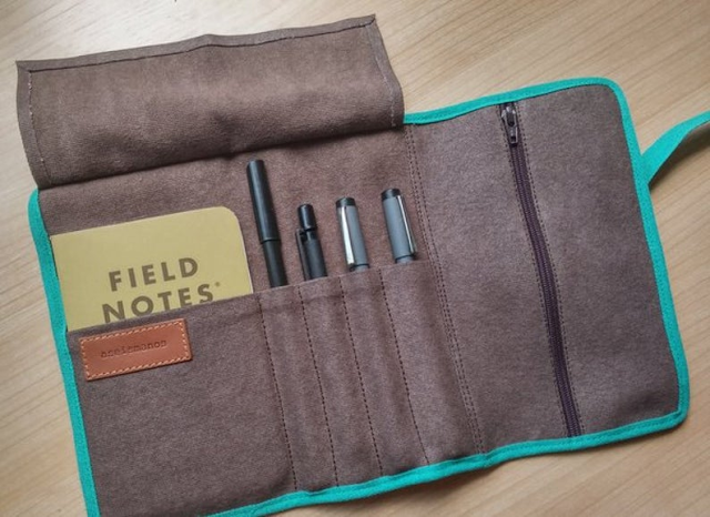 adventure notebook case
