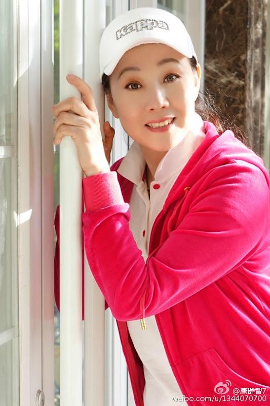 Kang Qunzhi China Actor