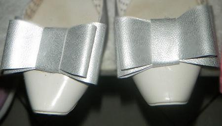 Customização de sapato Melissa