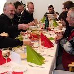 Vianočný obed s bezdomovcami
