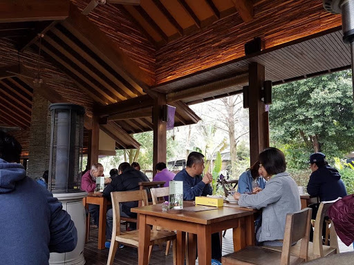 Lavender Cottage Restaurant in Taichung Taiwan
