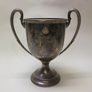Baily Bank & Biddle Sterling Silver Trophy Cup