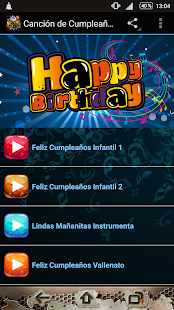 Birthday Song- screenshot thumbnail
