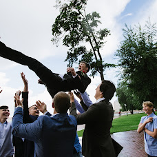 Wedding photographer Anastasiya Andreeva (Nastynda). Photo of 16.10.2017