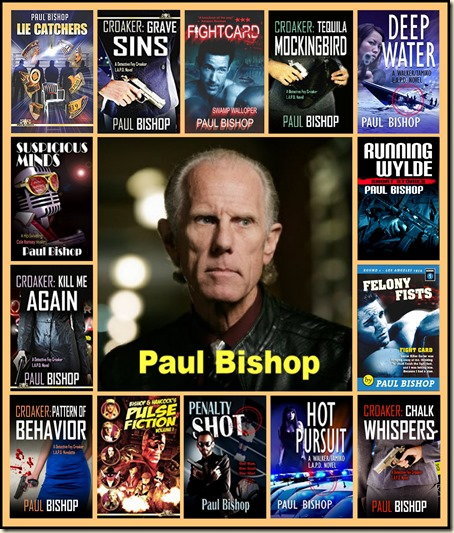 Paul Bishop & his books REV2