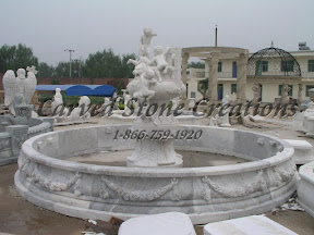 carved stone, Ideas, Pool, Pool Surrounds, Statuary, Statues, Surround