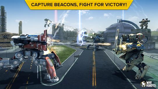 War Robots Mod Apk (Inactive Bots) 10