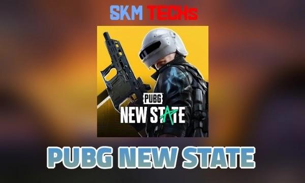 تحميل لعبة ببجي نيو ستيت PUBG New State اخر اصدار من ميديا فاير