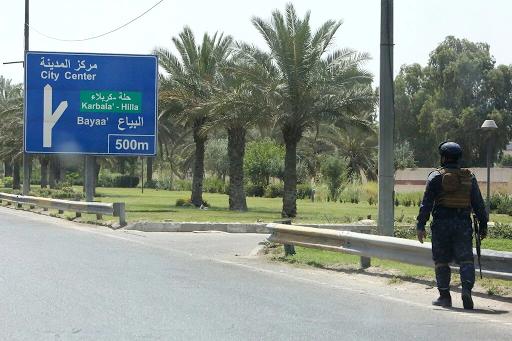الولايات المتحدة تشن غارات جوية في العراق وسوريا
