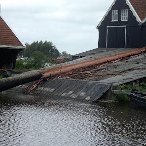 Deze word het! De Stam is door de molen uit het water gesleept. Uiteraard door Windkracht!