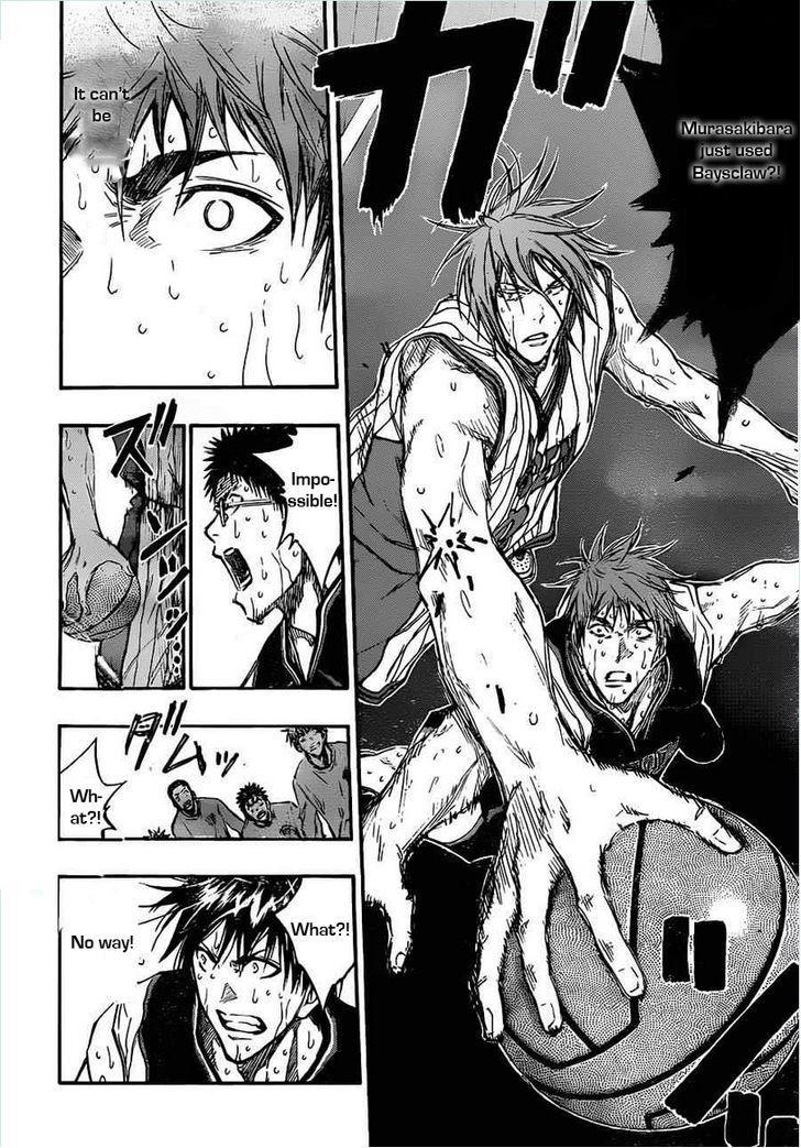 Kuroko no Basket Manga Chapter 157 - Image 10