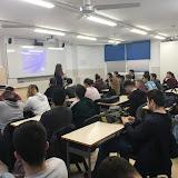 2018-03-07 Presentació de l'acord de col·laboració amb la Dublin Business School