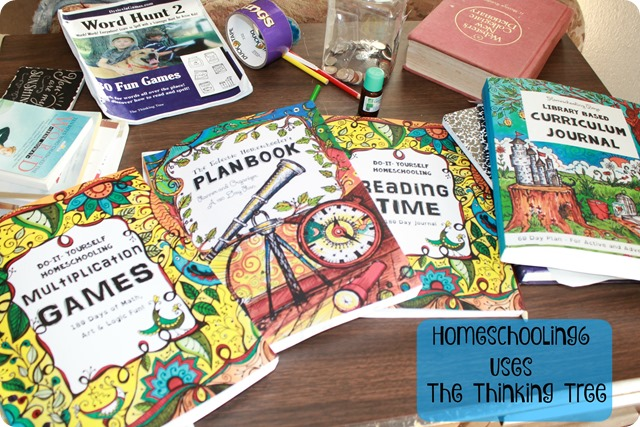 Homeschooling6 Uses The Thinking Tree