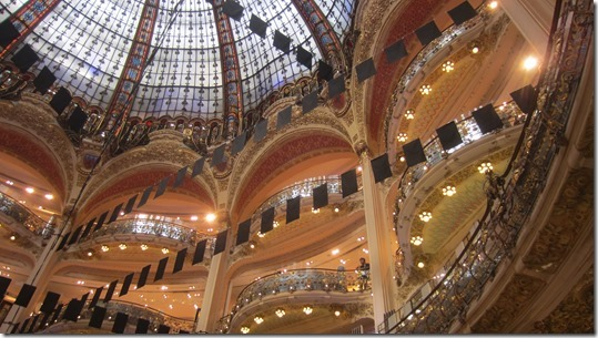Galeries Lafayette Dome (2)