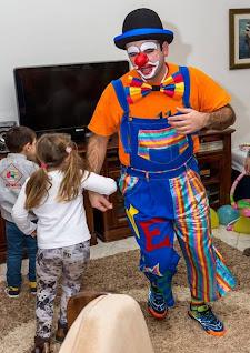klaun za dječji rođendan cijena Klaun za dječje rođendane u Splitu i oklici, Klaun Šarenko za  klaun za dječji rođendan cijena