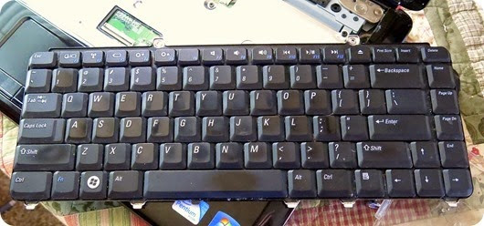 How To Replace A Damaged Laptop Keyboard For Under $20