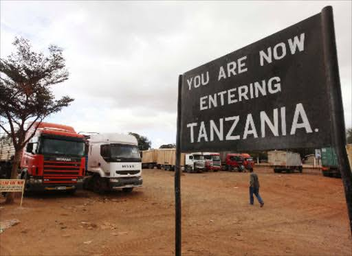 No driver at the Tanzanian border tested positive as claimed by Kenya.