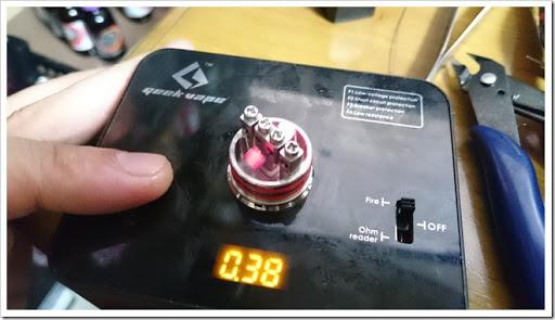 DSC 1248 thumb%25255B2%25255D - 【RDA】爆煙四角型黒い悪魔!Wotofo Atty3 Cube RDAレビュー!