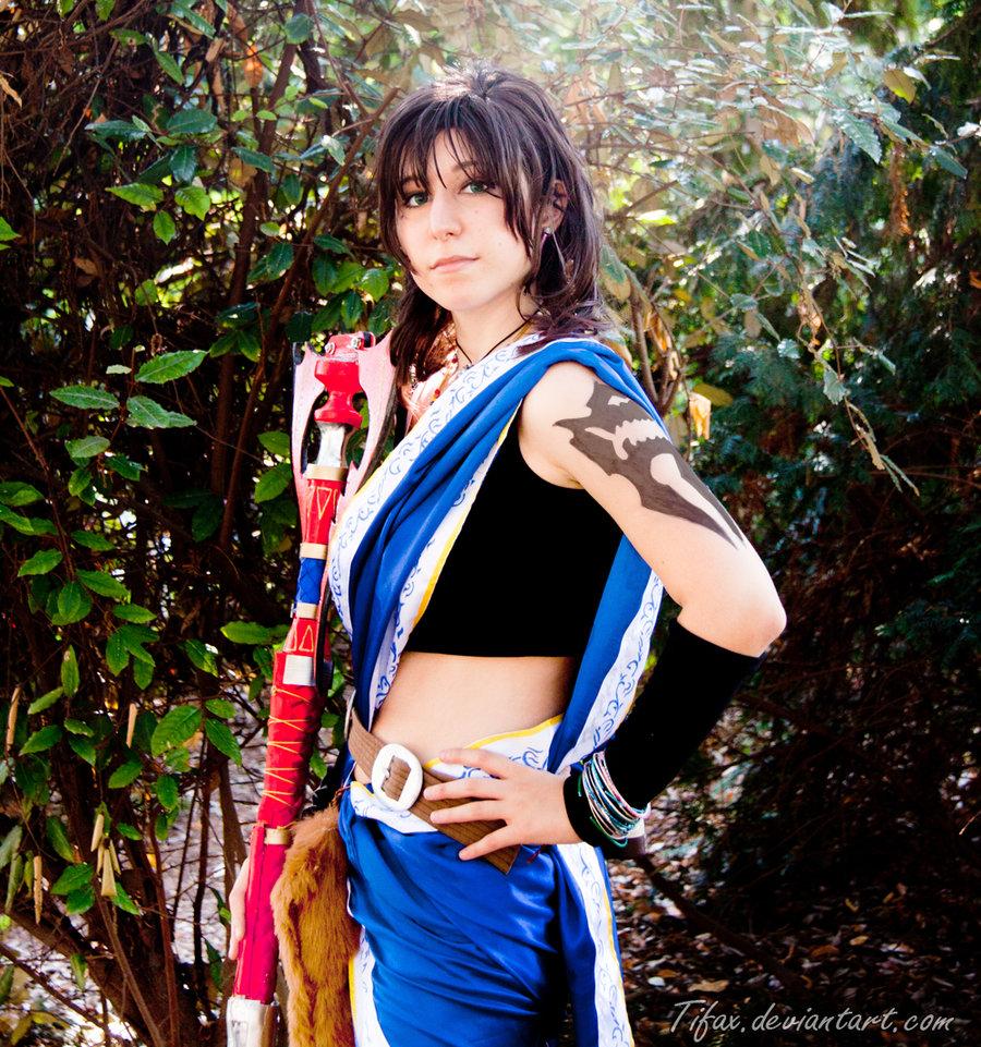 Bộ ảnh cosplay tuyệt đẹp về Oerba Yun Fang - Ảnh 1
