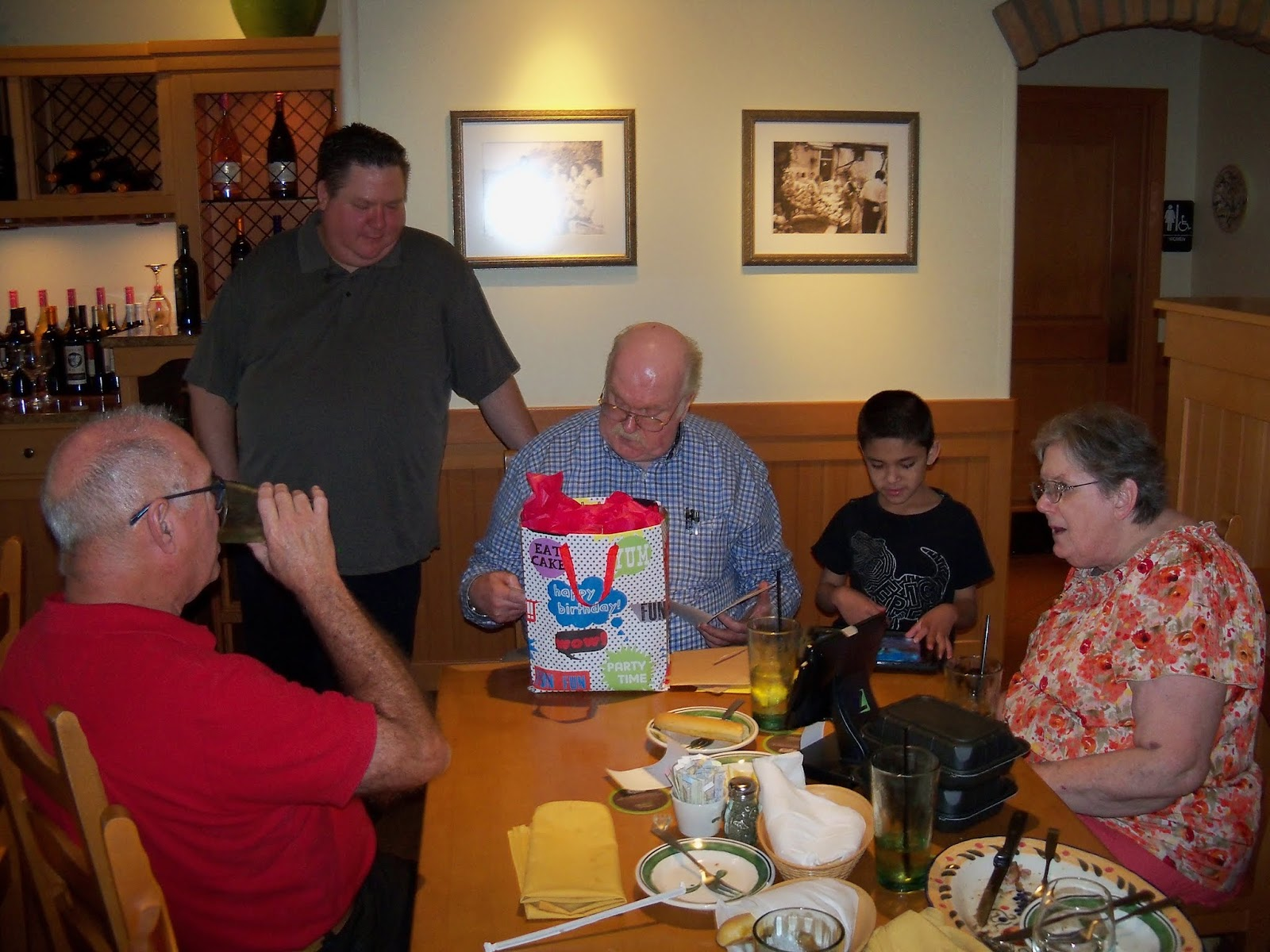 Dads 70th Birthday Party - 116_9522.JPG