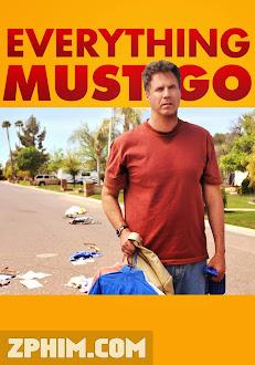 Mọi Thứ Rồi Sẽ Qua - Everything Must Go (2010) Poster