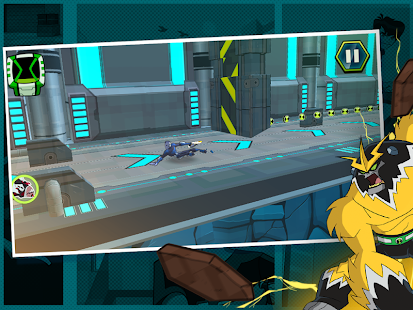 Undertown Chase - Ben 10- screenshot thumbnail